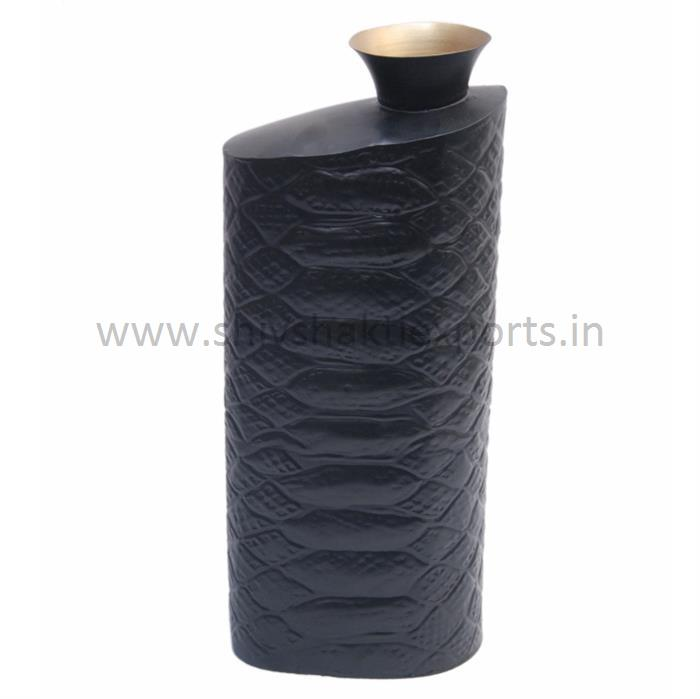 Flower Vase Black powder Coated - Iron