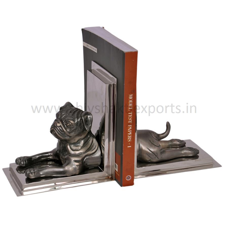 Bull Dog Bookend